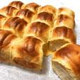 クリームチーズちぎりパン