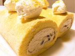 きなこロールケーキ